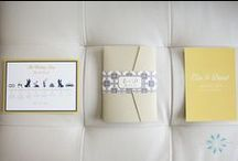 Wedding Stationary / photographs of beautiful wedding stationary we have shot / by Carrie Wildes Photography