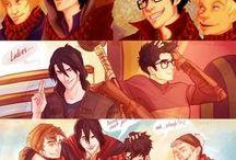 Book: HP/James Potter