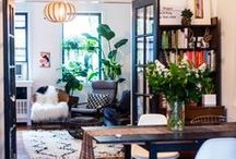 [ design tips ] / beautiful rooms + spaces: living rooms, design, decor, hallways, entry ways, foyers