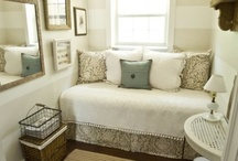 Home office-guestroom