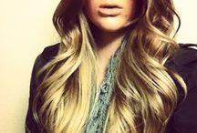long hair don't care / by Haley Morgan