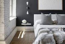 [ bedroom design tips ] / bedroom design ideas, bedroom decor, beds, night stands, dressers