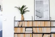 [ styling: vignettes + bookshelves ] / the art of display / by Callooh Callay