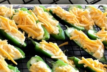 Appetizers/Snacks/Tailgating / by Peggy Woodall