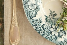 dishware / by Margaret Lillian