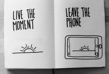 Unplug, Detox & Simplify Tech / Unplug, take a digital detox and find ways to declutter your digital life. Leverage technologies that are designed to calm, inspire, foster our wellbeing and enhance our creativity.
