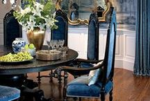 Delish Dining Rooms / Why just eat when you can dine in style.