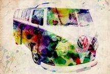 VW / by Ana Isabel Darriba