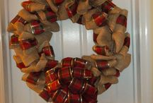 Wreaths / by Peggy Woodall