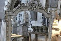 Mirrors / by MaryAnn Velin Denike