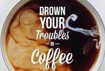 GiME A CUP Of... / A veces no se puede empezar la mañana sin 1na calientita y acogedora taza de este liquido oscuro... / by Maria Elena Rodriguez Blas