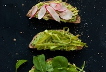 Crostini and toasts / by Suzanne Banfield