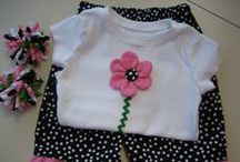 Ideas for Childrens Clothes IV / by MaryAnn Velin Denike