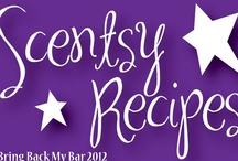 Scentsy Recipes / by Jenna Moore