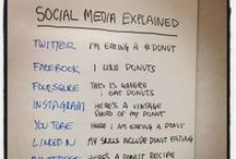 Inspiration for Social Media Marketing / Ideas, best practices, tips, trends and inspiration for social media marketing.