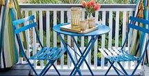 Summer Style / Let's go outside & decorate!