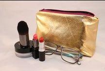 bobo: Bohemian Bourgeois / handmade cosmetic bags and purses by bobo