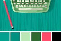 paletas de color /color paletes/