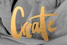 Creativity / Inspiring and empowering creativity