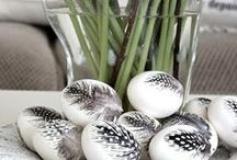 Modern Easter Parade / Decorating ideas that are egg-xactly what every home needs.
