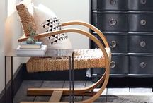 Modern Twist on Rope / If threads of time exist, they're likely made of rope.   Now, this simple, sturdy spin on string is back and delivering rustic texture in contemporary ways.