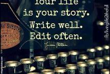 Writing Wisdom / Wisdom for writers & inspiration for writing