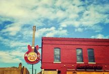 Walking in Memphis / Memphis / by Serra Balci Tas