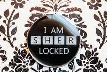 Sherlock…!!! x3 / by Maria Elena Rodriguez Blas
