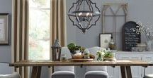 Mannington Dining Rooms / Our floors look terrific in every room of the house, especially the dining room.