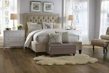 Mannington Bedrooms / Our floors look terrific in every room of the house, especially bedrooms.
