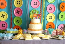 Birthday Party Ideas / by Molly Holliday