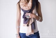 scarves. / by molly newborn