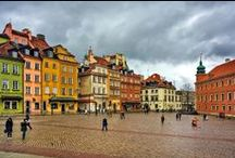 Favorite Places - Warsaw / Warsaw, Poland