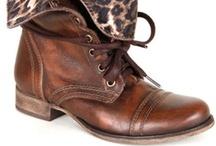 Shoe Fetish. / by Mariah DeYoung