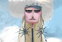 Illustration / Great Ilustrations from diferent artists!