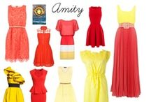 InspirYAtion Boards / We combine two of our favorite things: Young Adult books and Fashion.