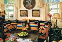Design Ideas / Rustic, western, country, lodge, cabin decor / by Mitzi S