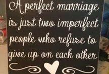 Marriage / by Jackie Pazdera