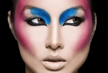 Face Paint / Who Said Too Much Eyeshadow Was A Bad Thing?>?>