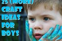 Boy: Noise Covered In Dirt / by Stacy Gietler