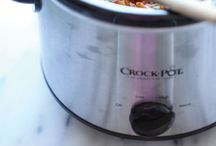 Crock Pot / by Ashley Kinner