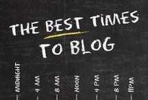 Blogging / Work & real life stuff