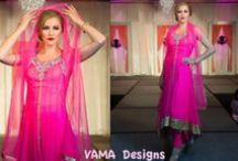 VAMA Designs: Indian Weddings Magazine Preferred Vendor / VAMA Designs https://www.facebook.com/VamaDesigns One stop shop for all ethnic, elegant and trendy Indian designer wear Sarees, Lehengas & Anarkalis. We specialize in ready to wear sarees with stitched designer blouse and stitched peticoats. For all your occasions we have a complete ready to wear outfit. We carry very trendy as well as heavily embroidery blouses. (408) 394-3333 vaij@vamadesigns.com  / by Indian Weddings & California Bride
