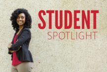 Student Spotlight / Highlighting student life at the Bauer College of Business.