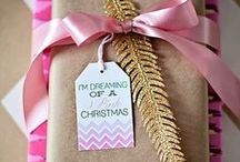 Craft [ Gift Wrapping Ideas ] / Inspiration & ideas for wrapping gifts