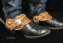 Leather Art / by Mitzi S