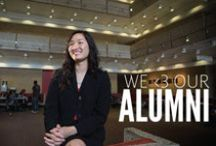 We <3 Our Alumni / We love sharing our alumni success stories!