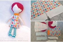Make: Dolls & Plushies / Tutorials and patterns to make dolls and plushies