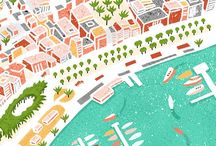 Illustration / Maps