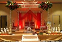 Fine Linen Creations: Indian Weddings Magazine Preferred Vendor / Complete your wedding decor with custom linens from Fine Linen Creations for custom mandaps, draping, and table settings. Contact Terry at 408-216-9512 or 408-891-1676 or terry@finelinencreation.com